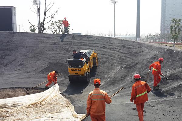 沥青路面工程