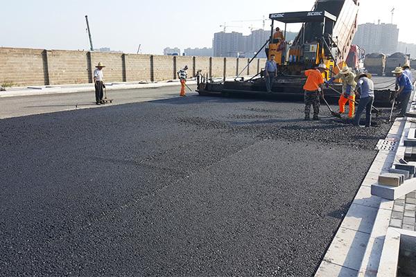 南京沥青道路施工