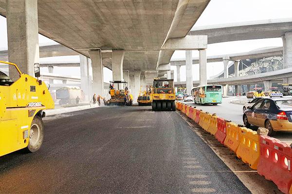 市政沥青路面施工