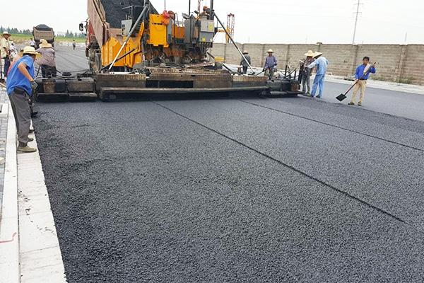 南京沥青路面施工